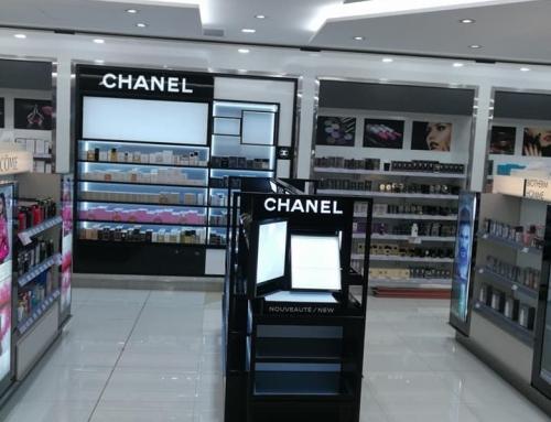 Chanel Malta airport