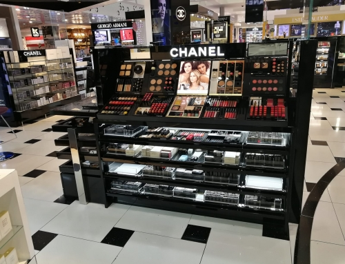 Chanel Larnaca airport